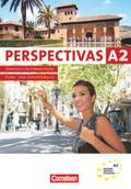 Perspectivas: Kurs- und Übungsbuch, m. 2 Audio-CDs u. Vokabeltaschenbuch; Bd.2