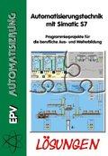 Automatisierungstechnik mit Simatic S7, Lösungen, CD-ROM