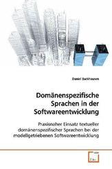 Domänenspezifische Sprachen in der  Softwareentwicklung (eBook, 15x22x0,3)