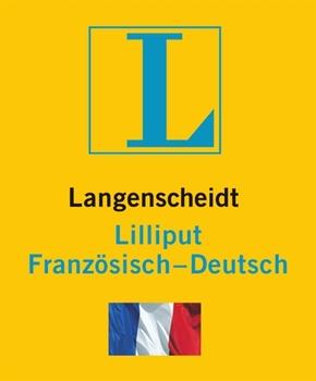 Langenscheidt Lilliput Französisch-Deutsch