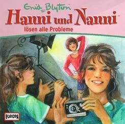 Hanni und Nanni lösen alle Probleme, 1 Audio-CD
