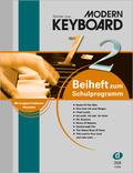 Modern Keyboard, Schulprogramm, Beiheft - H.1-2