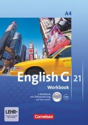 English G 21 - Ausgabe A - Band 4: 8. Schuljahr
