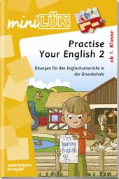 miniLÜK: Practise Your English! - Tl.2