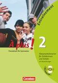 À plus!: Klassenarbeitstrainer für Schülerinnen und Schüler, m. Audio-CD; Bd.2