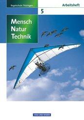 Mensch - Natur - Technik - Regelschule Thüringen - 5. Schuljahr