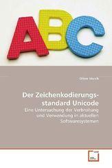 Der Zeichenkodierungsstandard Unicode (eBook, PDF)