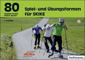 80 Spiel- und Übungsformen für Skike, m. CD-ROM