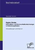 Digital Divide, Informations- und Kommunikationstechnologie in Entwicklungsländern