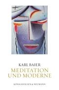 Meditation und Moderne, 2 Bde.
