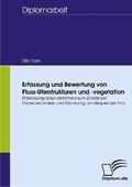 Erfassung und Bewertung von Fluss-Uferstrukturen und -vegetation
