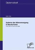 Systeme der Altersversorgung in Deutschland