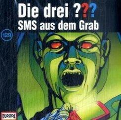 Die drei Fragezeichen - SMS aus dem Grab, 1 Audio-CD
