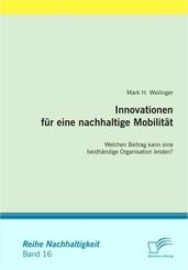 Innovationen für eine nachhaltige Mobilität