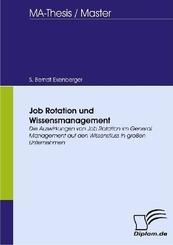 Job Rotation und Wissensmanagement