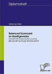 Balanced Scorecard im Kreditgewerbe
