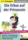 Die Erbse auf der Prinzessin