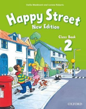 Happy Street, New Edition: Class Book; Pt.2