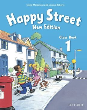 Happy Street, New Edition: Class Book; Pt.1