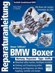 BMW Boxer - Neuer 1200 cm³ - Alle Boxer der 2. Generation ab 2004
