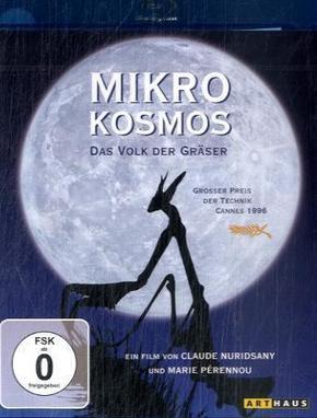 Mikrokosmos, 1 Blu-ray
