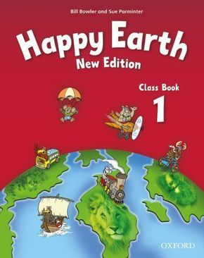 Happy Earth: Class Book; Pt.1