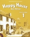 Happy House, New Edition: Activity Book, w. CD-ROM/-Audio; Pt.1