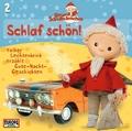 Unser Sandmännchen - Schlaf schön, 1 Audio-CD
