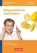 Diagnostizieren und Fördern in Mathematik, Allgemeine Ausgabe: 7./8. Schuljahr, Rationale Zahlen, Terme und Gleichungen