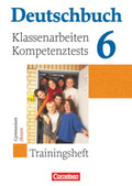 Deutschbuch - Trainingshefte zu allen allgemeinen Ausgaben/Gymnasium: 6. Schuljahr, Klassenarbeiten/Lernstandstests, Hessen