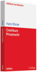 Crashkurs Privatrecht
