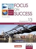 Focus on Success, Erweiterte Ausgabe, The new Edition: Schülerbuch, 13. Jahrgangsstufe, Berufliche Oberschule Bayern: FOS/BOS, m. Audio-CD