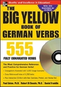 The Big Yellow Book of German Verbs, w. CD-ROM