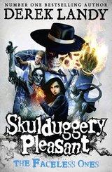 Skulduggery Pleasant - The Faceless Ones