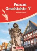 Forum Geschichte, Gymnasium Niedersachsen: 7. Schuljahr, Schülerbuch