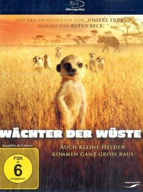 Wächter der Wüste, 1 Blu-ray