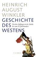 Geschichte des Westens: Von den Anfängen in der Antike bis zum 20. Jahrhundert; Bd.1