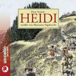 Heidi, Audio-CD