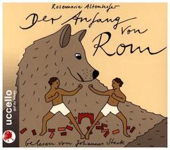 Der Anfang von Rom, Audio-CD