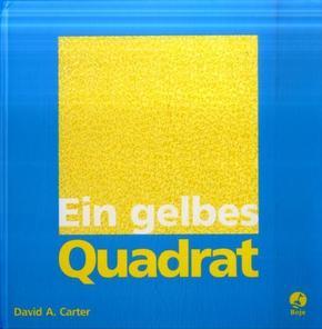 Ein gelbes Quadrat