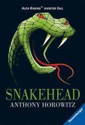 Alex Rider - Snakehead, deutsche Ausgabe