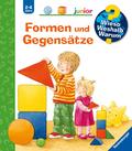 Formen und Gegensätze - Wieso? Weshalb? Warum?, Junior Bd.31