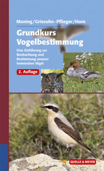 Grundkurs Vogelbestimmung