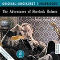 The Adventures of Sherlock Holmes, 1 MP3-CD - Die Abenteuer des Sherlock Holmes, 1 MP3-CD, englische
