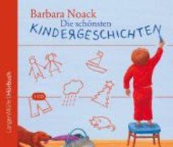 Die schönsten Kindergeschichten, 1 Audio-CD