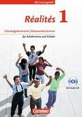 Réalités, Nouvelle édition: Schulaufgabentrainer Realschule Bayern, m. Audio-CD; Bd.1