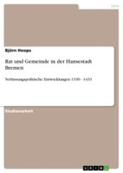 Rat und Gemeinde in der Hansestadt Bremen