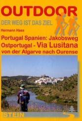 Portugal, Spanien: Jakobsweg Ostportugal - Via Lusitana