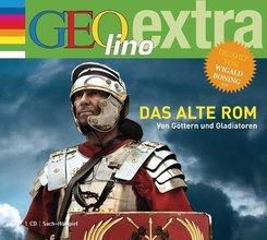 Das alte Rom, 1 Audio-CD