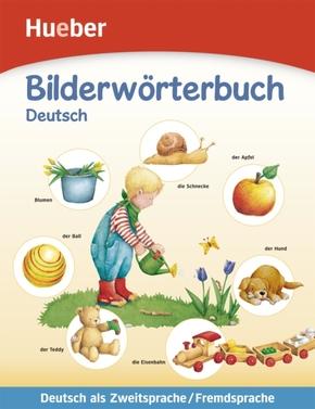 Hueber Bilderwörterbuch Deutsch